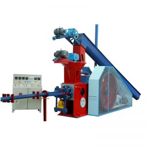 briquetting plant equipment