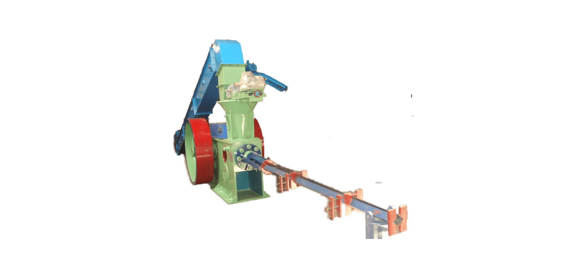 Solid Waste Briquetting Press